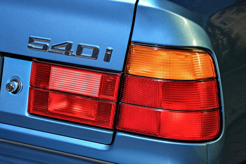 BMW 5 Series – a look back through the generations Image #636882