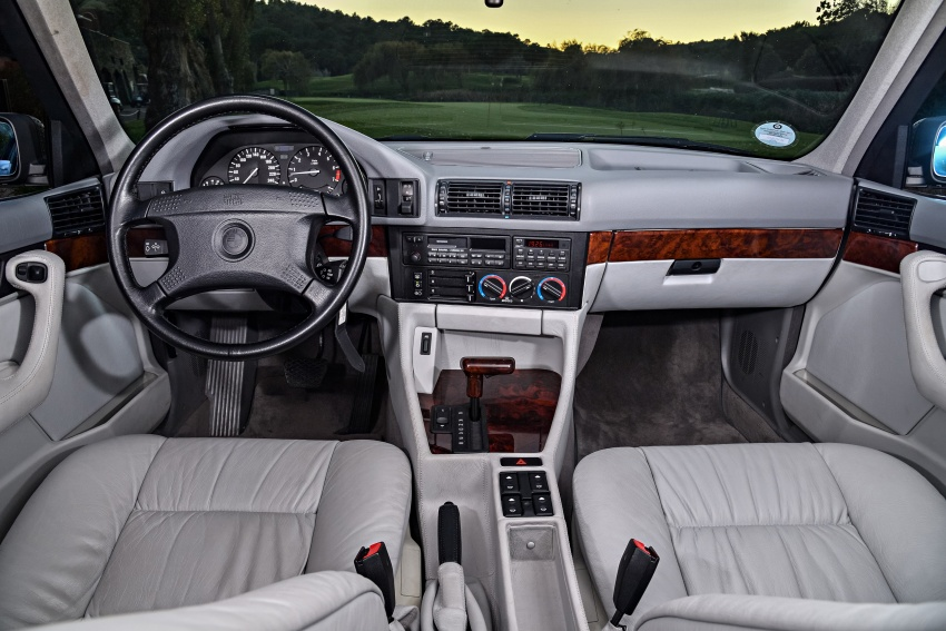 BMW 5 Series – a look back through the generations Image #636885