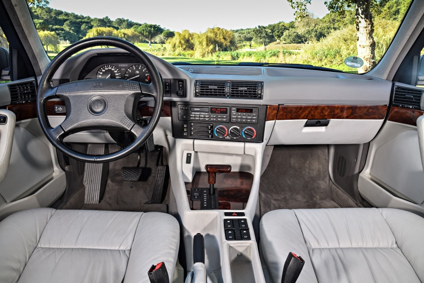 BMW 5 Series – a look back through the generations Image #636886
