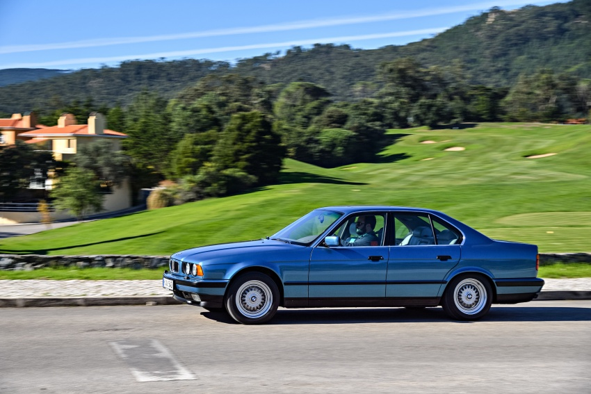 BMW 5 Series – a look back through the generations Image #636895