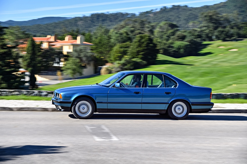 BMW 5 Series – a look back through the generations Image #636897