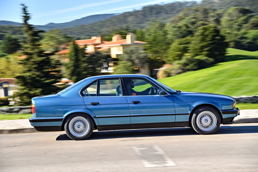 BMW 5 Series – a look back through the generations Image #636898