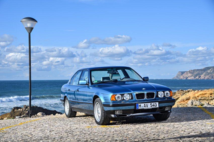 BMW 5 Series – a look back through the generations Image #636899