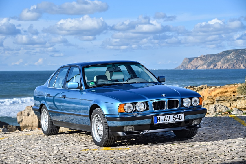 BMW 5 Series – a look back through the generations Image #636900