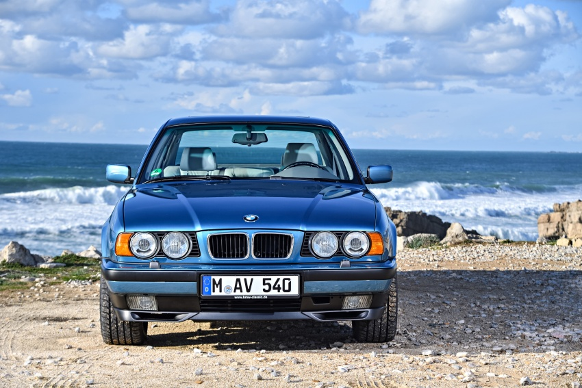 BMW 5 Series – a look back through the generations Image #636902