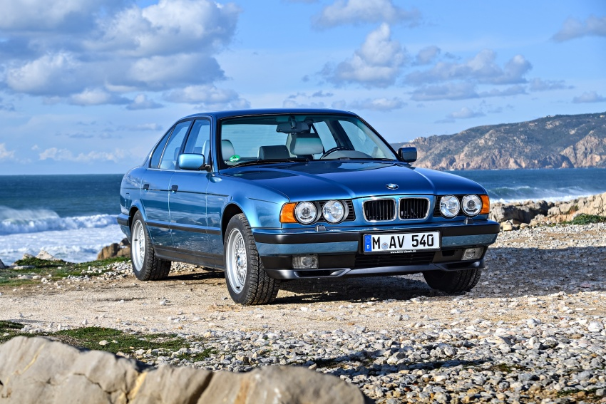 BMW 5 Series – a look back through the generations Image #636903