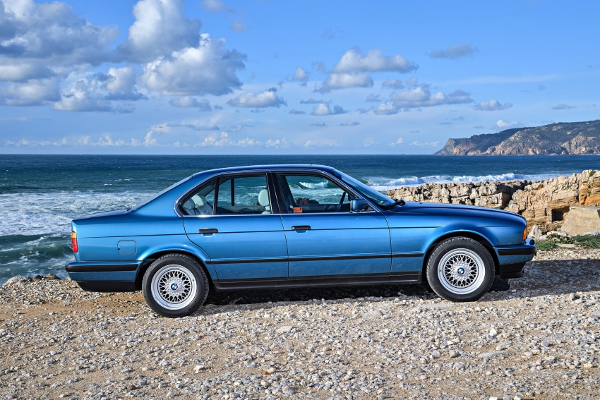 BMW 5 Series – a look back through the generations Image #636905