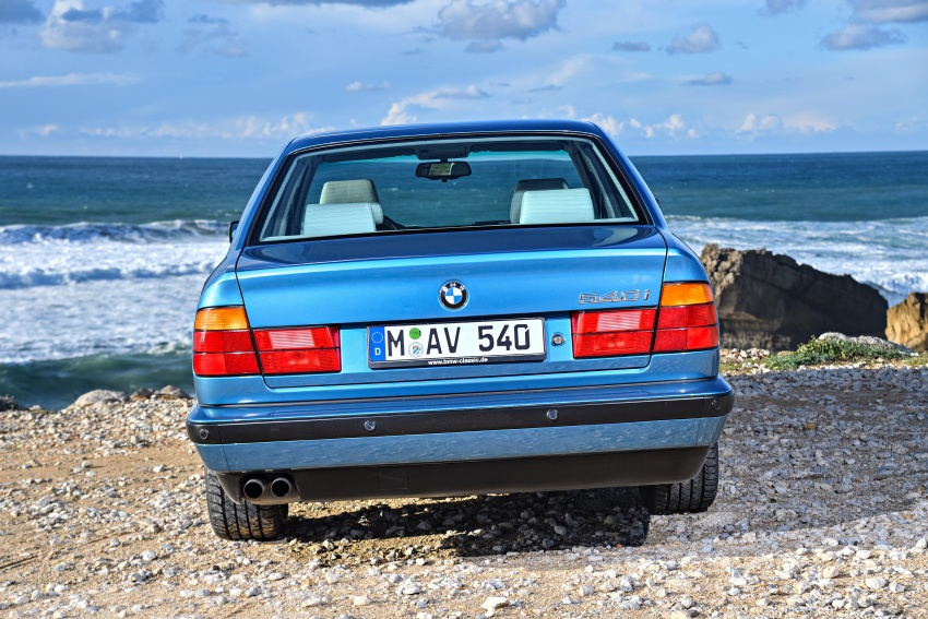 BMW 5 Series – a look back through the generations Image #636906