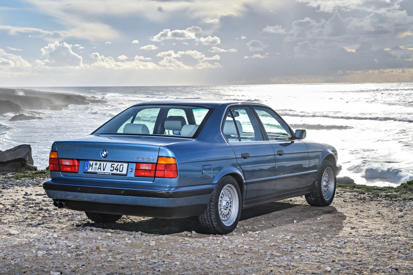 BMW 5 Series – a look back through the generations Image #636913