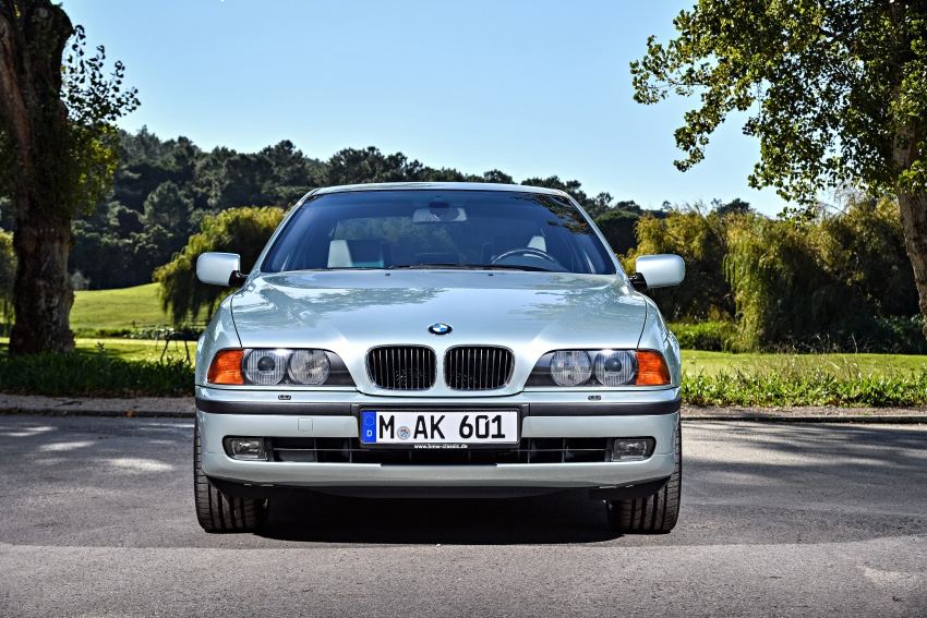 BMW 5 Series – a look back through the generations Image #636935