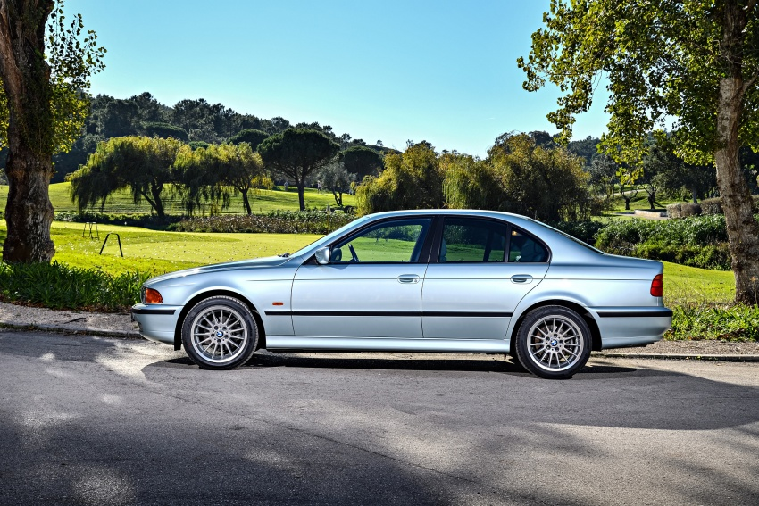 BMW 5 Series – a look back through the generations Image #636936