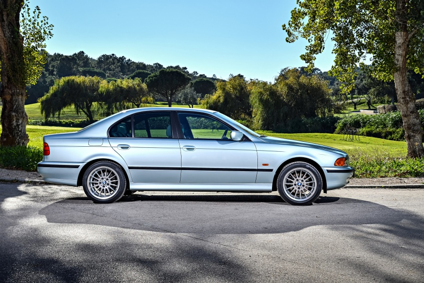 BMW 5 Series – a look back through the generations Image #636937