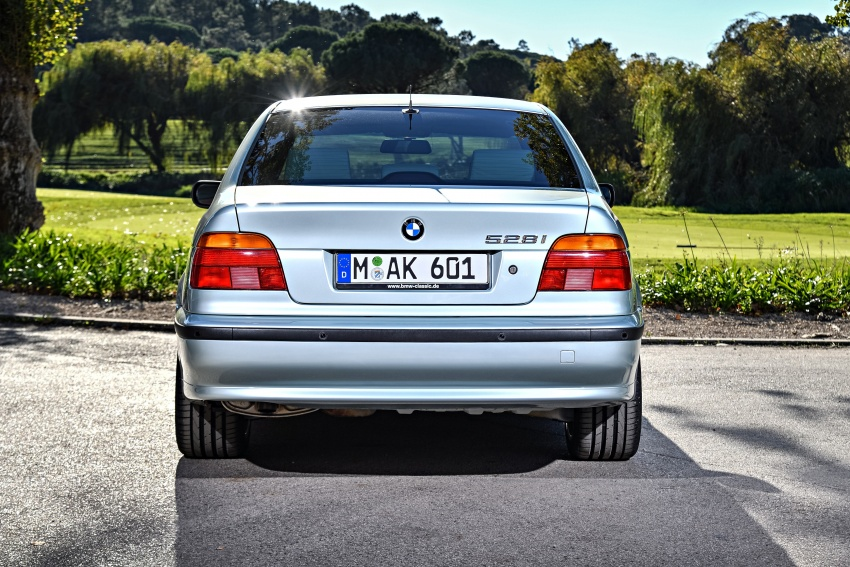 BMW 5 Series – a look back through the generations Image #636938