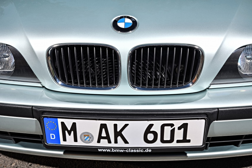BMW 5 Series – a look back through the generations Image #636941