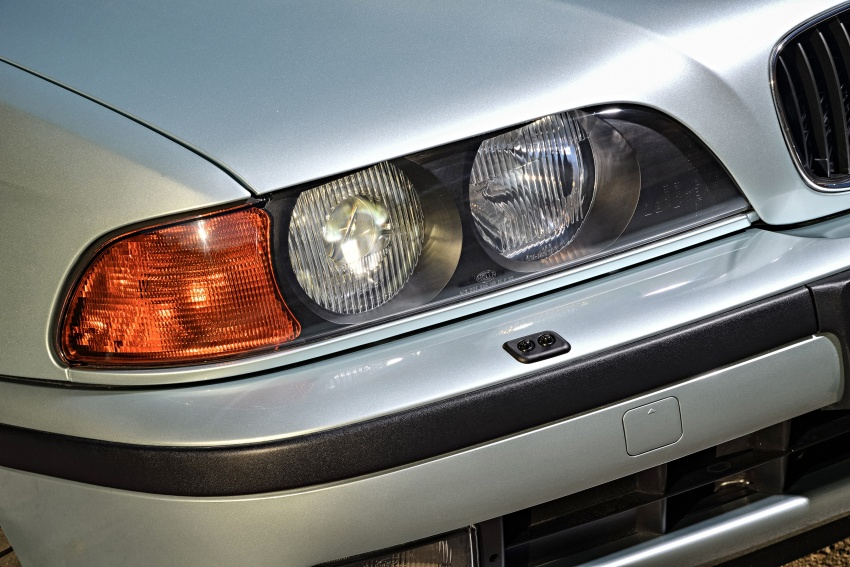 BMW 5 Series – a look back through the generations Image #636942