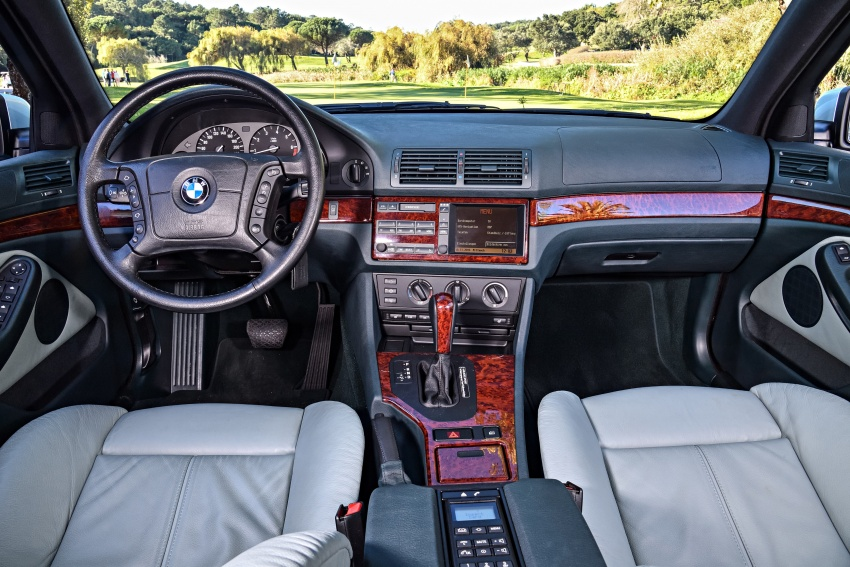 BMW 5 Series – a look back through the generations Image #636945