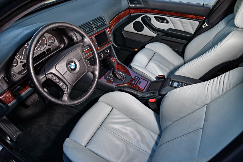 BMW 5 Series – a look back through the generations Image #636950