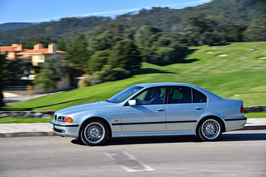BMW 5 Series – a look back through the generations Image #636957