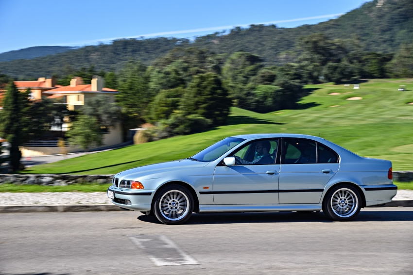 BMW 5 Series – a look back through the generations Image #636958
