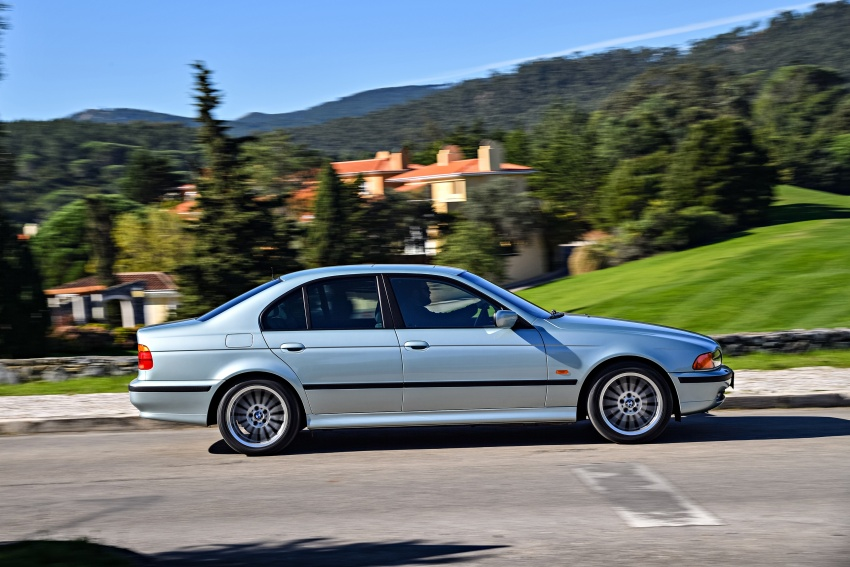 BMW 5 Series – a look back through the generations Image #636959