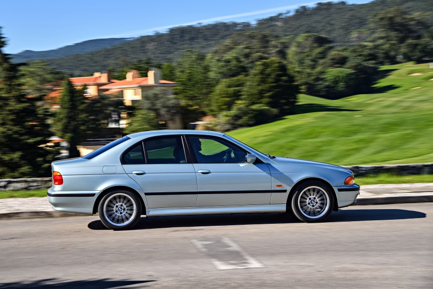 BMW 5 Series – a look back through the generations Image #636960