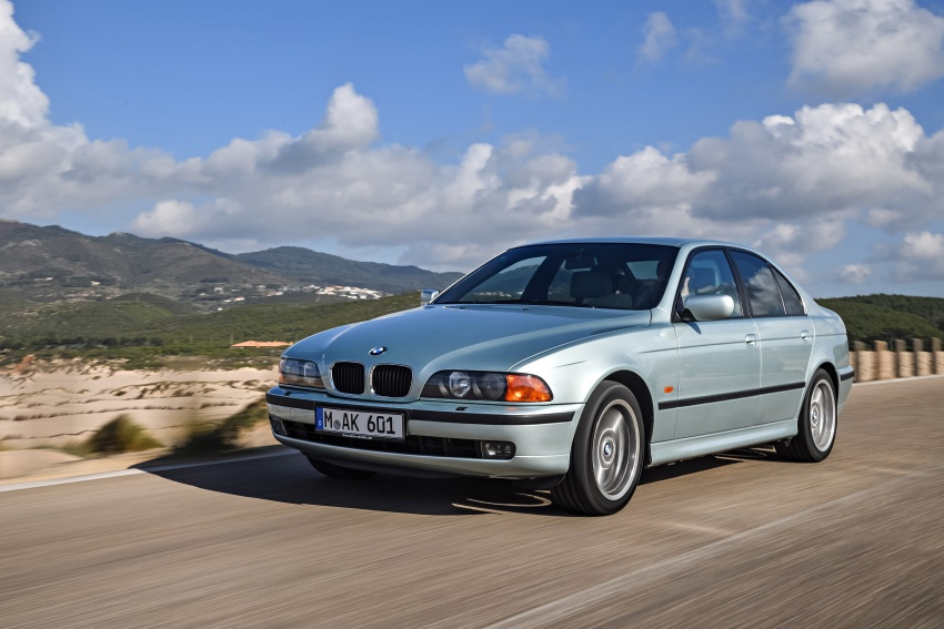 BMW 5 Series – a look back through the generations Image #636962