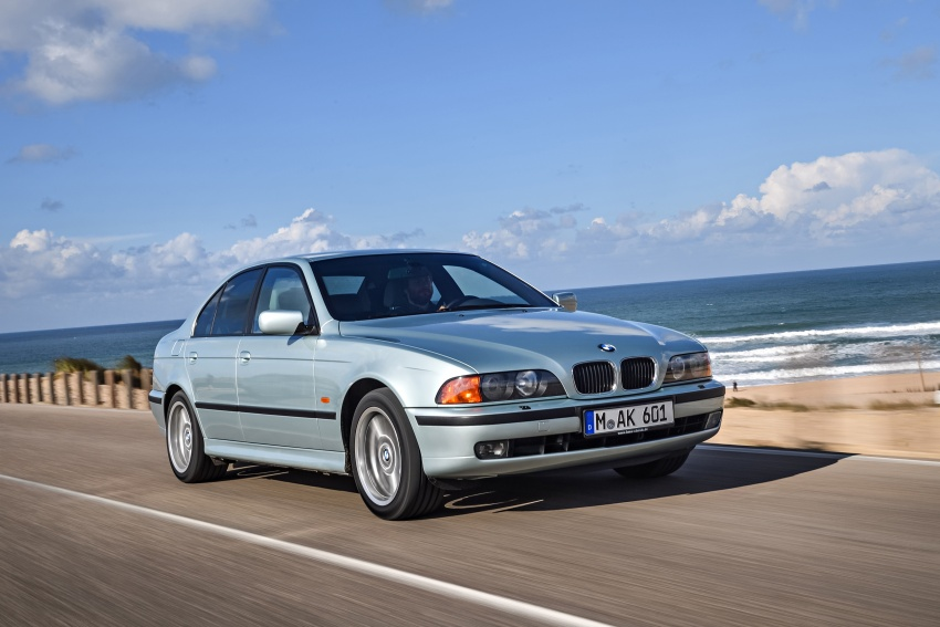 BMW 5 Series – a look back through the generations Image #636964