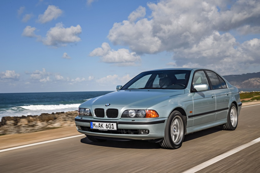 BMW 5 Series – a look back through the generations Image #636974