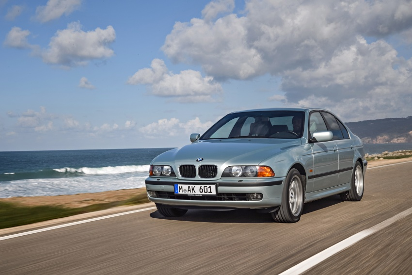 BMW 5 Series – a look back through the generations Image #636975