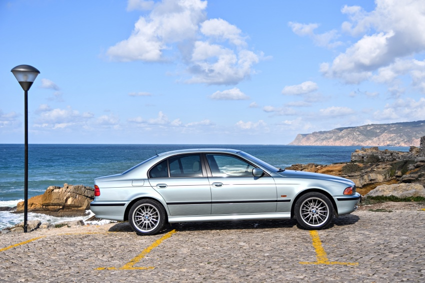 BMW 5 Series – a look back through the generations Image #636979