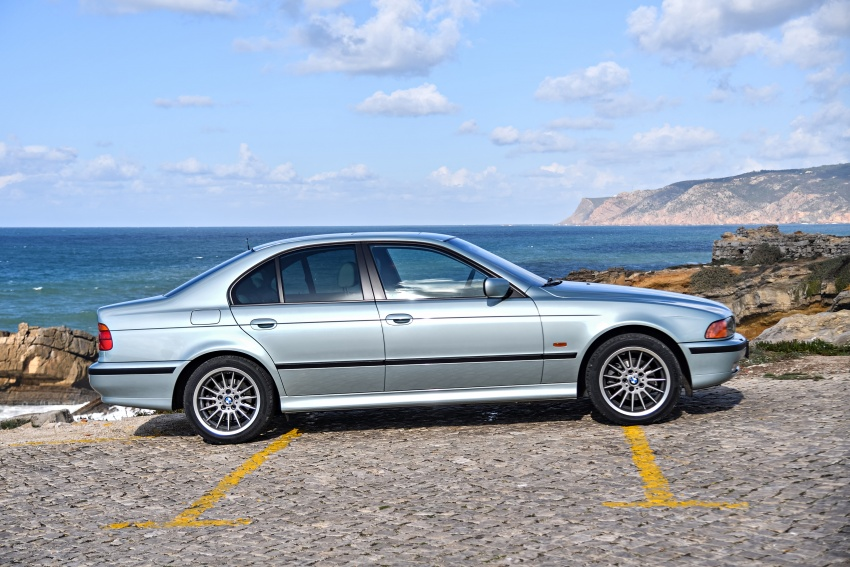BMW 5 Series – a look back through the generations Image #636980