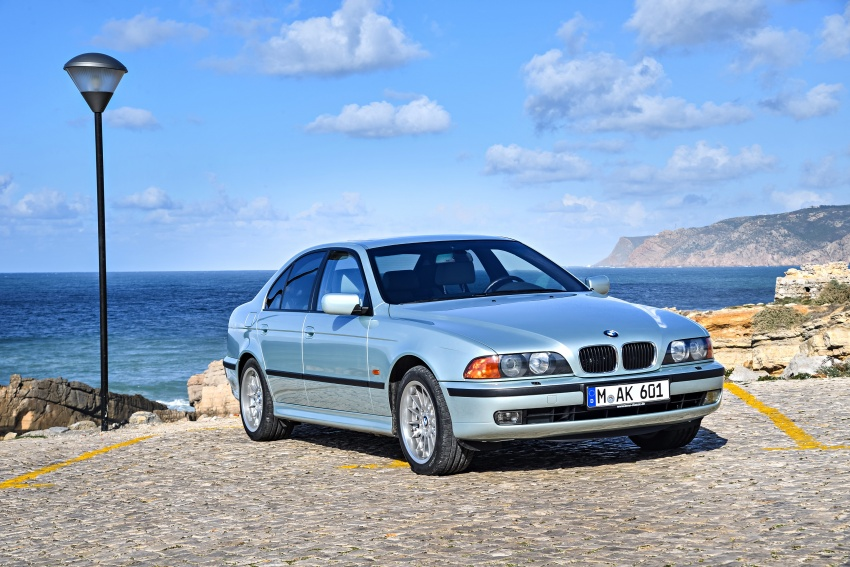 BMW 5 Series – a look back through the generations Image #636981
