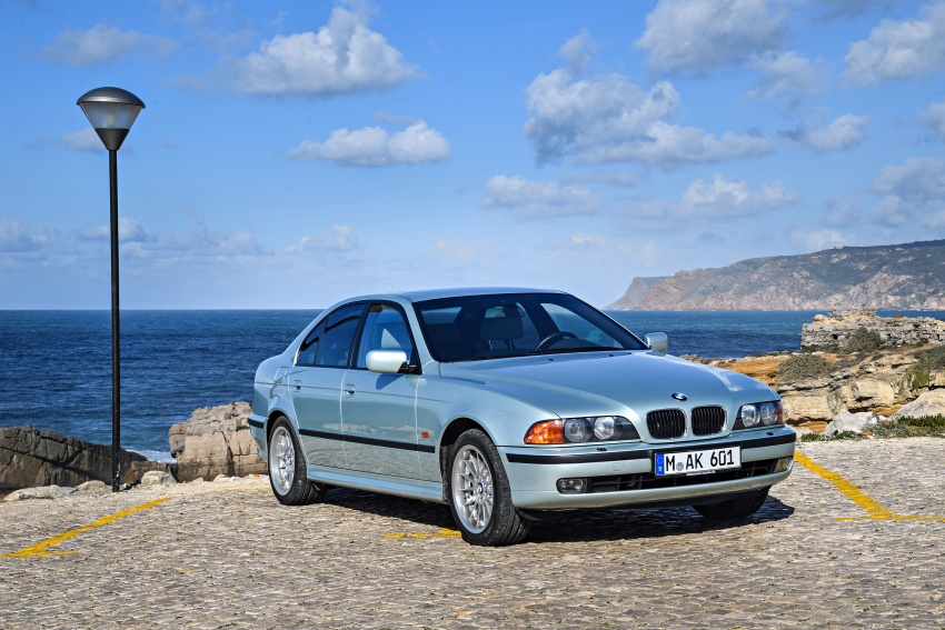 BMW 5 Series – a look back through the generations Image #636982