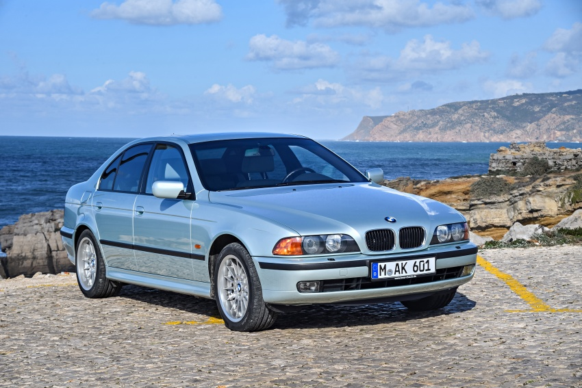BMW 5 Series – a look back through the generations Image #636983