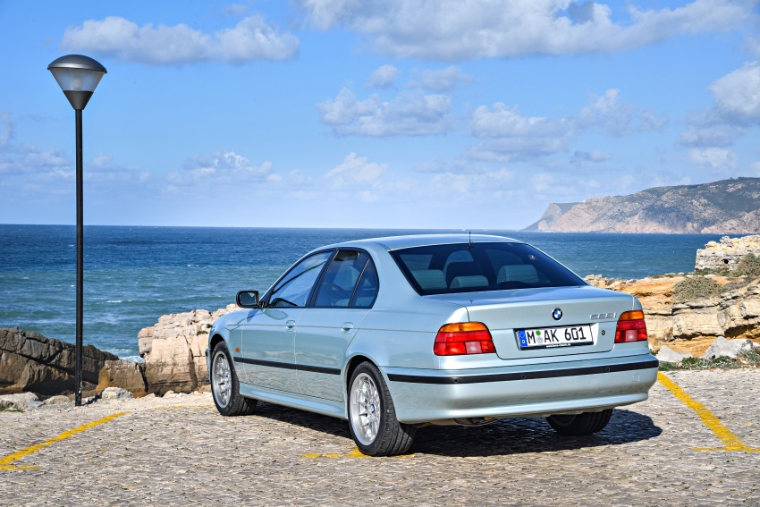 BMW 5 Series – a look back through the generations Image #636985