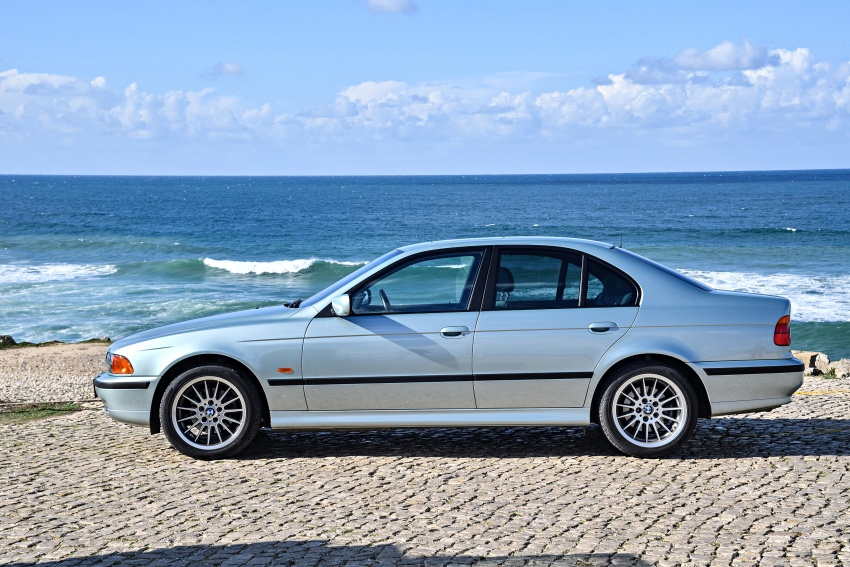 BMW 5 Series – a look back through the generations Image #636987