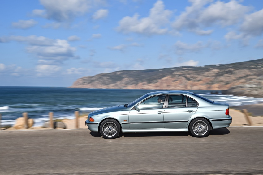 BMW 5 Series – a look back through the generations Image #636989