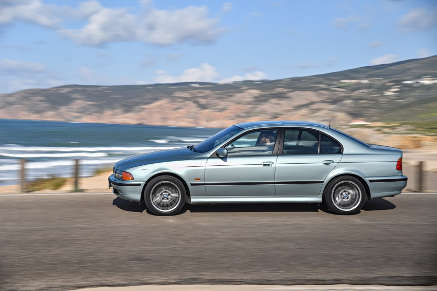 BMW 5 Series – a look back through the generations Image #636990
