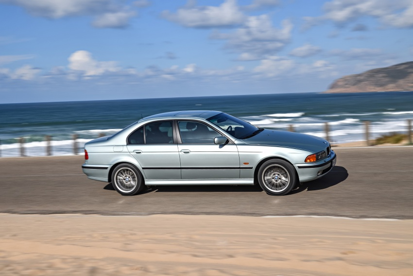 BMW 5 Series – a look back through the generations Image #636991