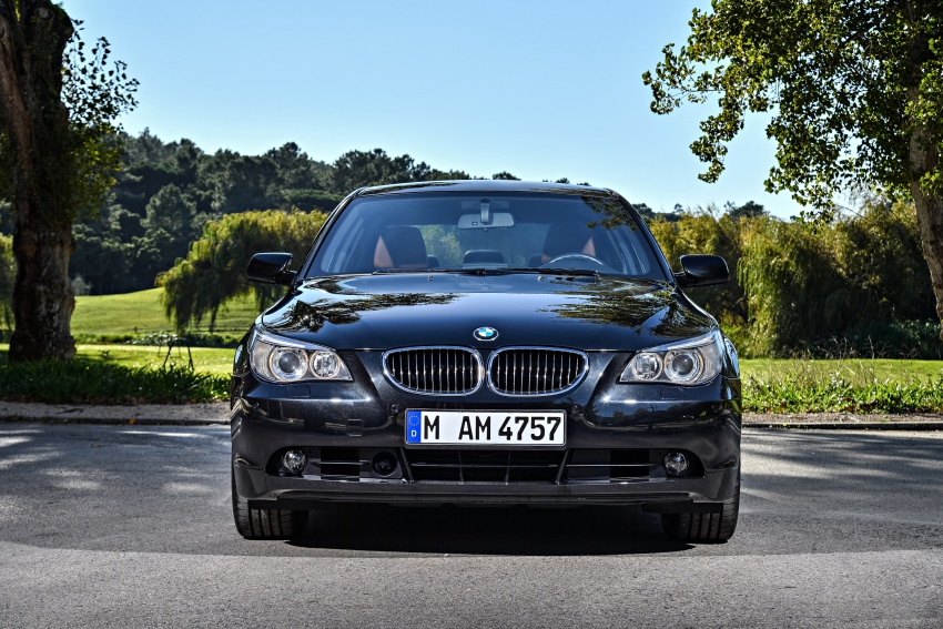BMW 5 Series – a look back through the generations Image #636995