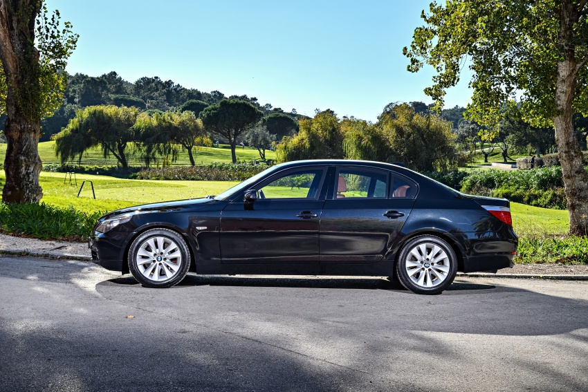 BMW 5 Series – a look back through the generations Image #636996
