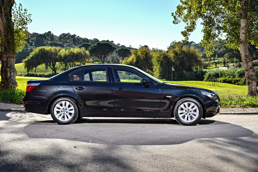 BMW 5 Series – a look back through the generations Image #636997