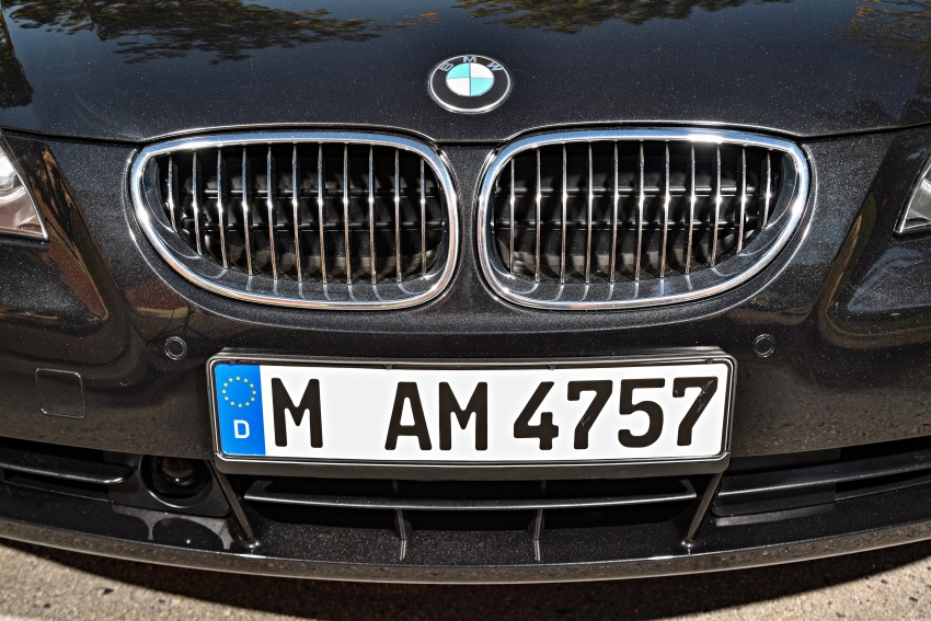 BMW 5 Series – a look back through the generations Image #637000