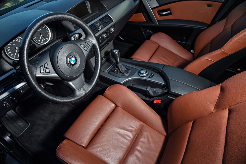 BMW 5 Series – a look back through the generations Image #637009