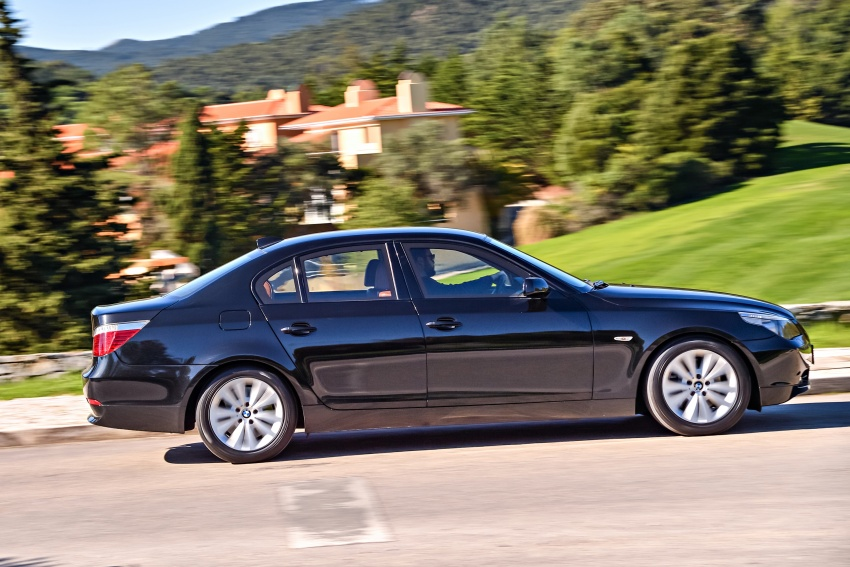 BMW 5 Series – a look back through the generations Image #637014