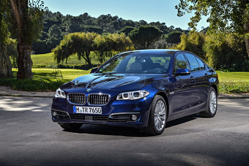 BMW 5 Series – a look back through the generations Image #637016