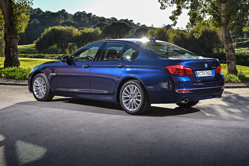 BMW 5 Series – a look back through the generations Image #637021