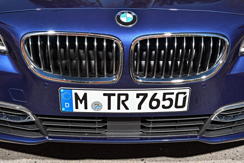BMW 5 Series – a look back through the generations Image #637022