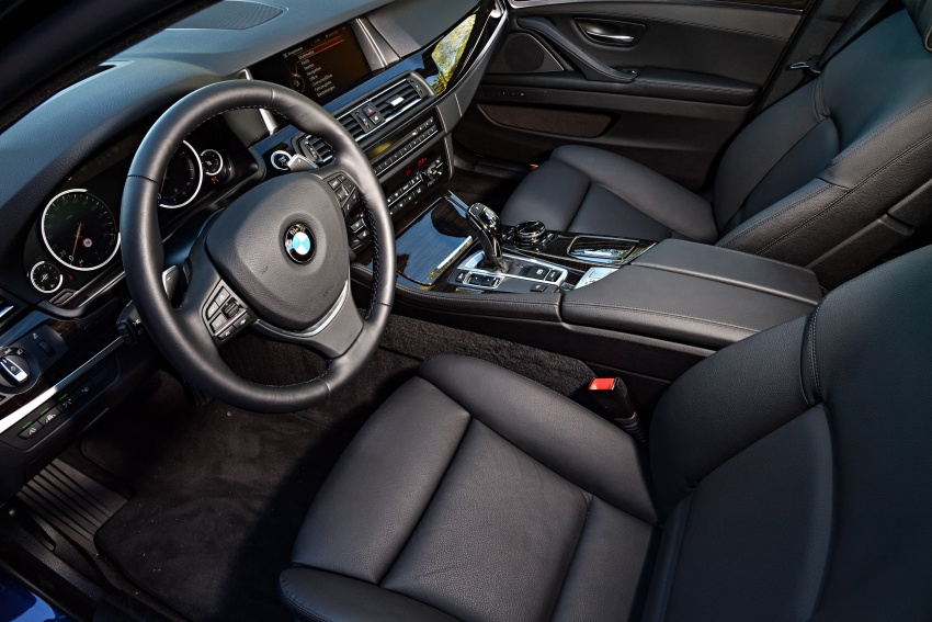 BMW 5 Series – a look back through the generations Image #637030