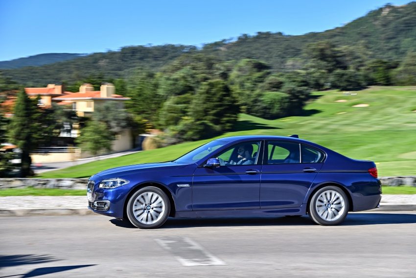 BMW 5 Series – a look back through the generations Image #637036